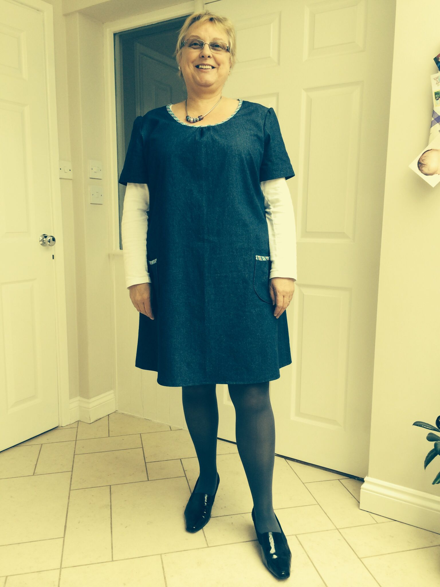 how to make a tunic without sewing