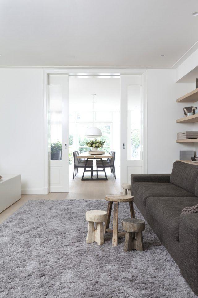 Moderne woonkamer ontwerpen | eetkamer design | dining room | dining ...