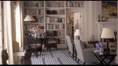 Maison des hampton dans le film \