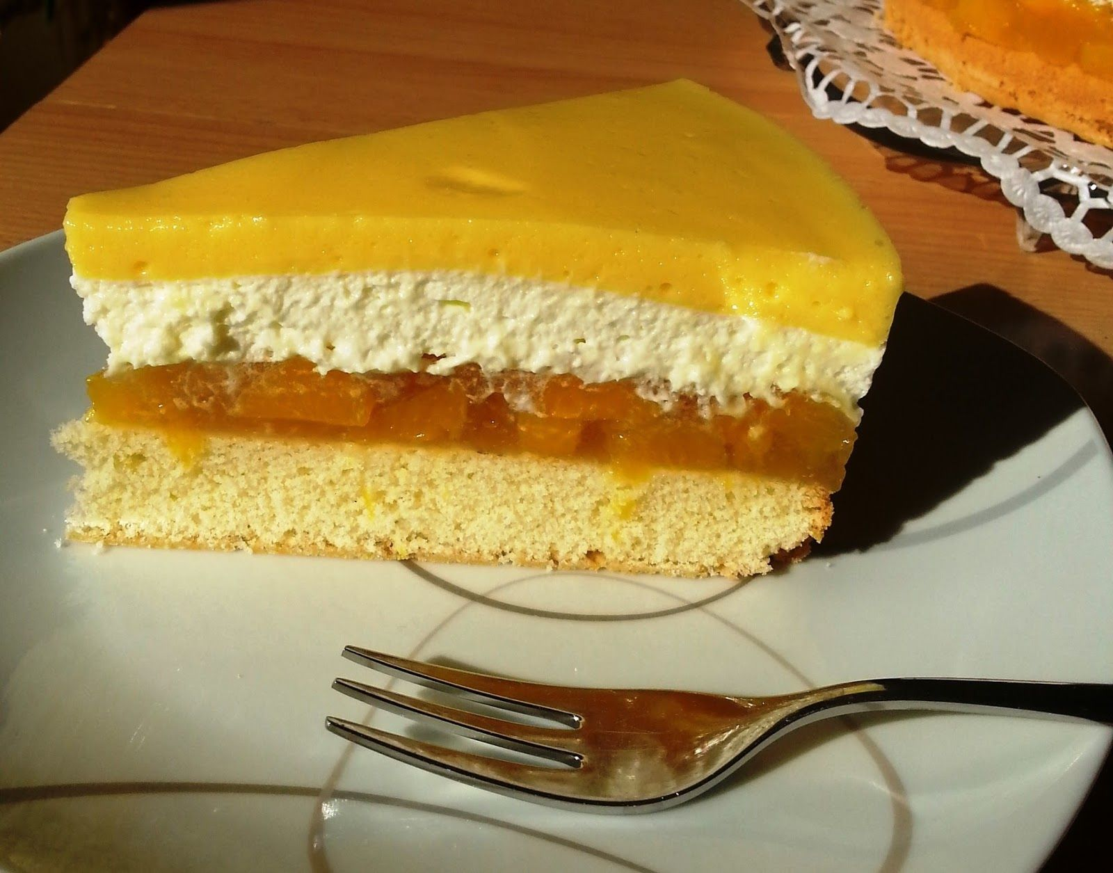 Sanna´s Hexenküche: Maracuja-Torte