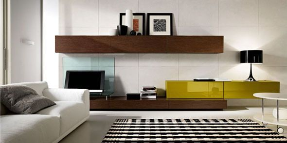 wall-mounted-modern-living-room-cabinet-design-with-tv-stand