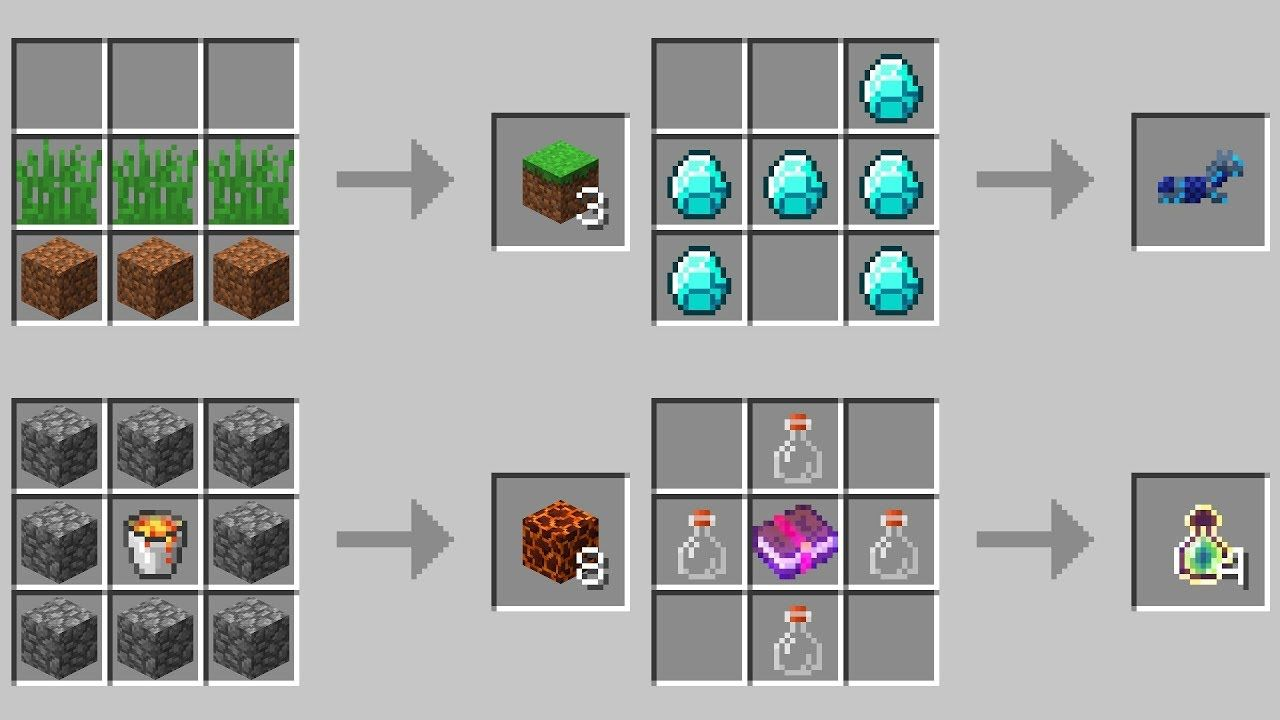 how to build a crafting table in minecraft ipad