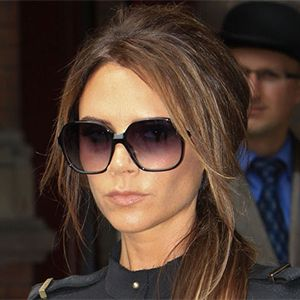 Victoria Beckham oversized tinted sunglasses Newest Sale Online eDyg7WQ