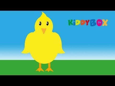 ▷ Ein Vogel wollte Hochzeit machen Kinderlieder KIDDYBOX TV