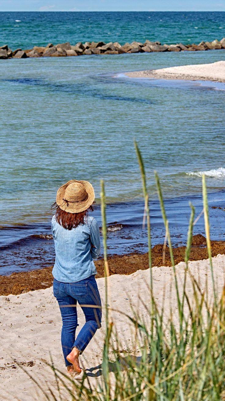 Urlaub im Ostseebad Wustrow auf dem Fischland Ferien