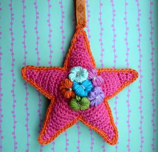 Need to find/create a star pattern -the flowers should be easy.