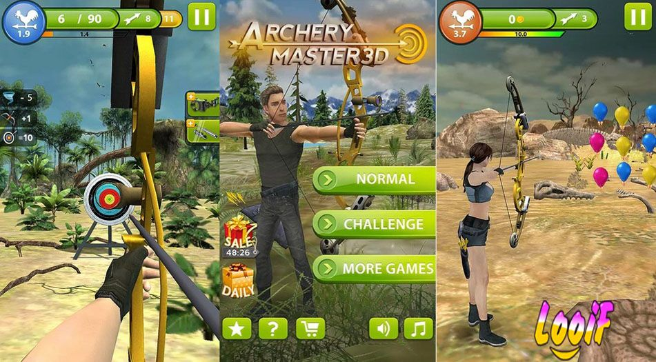 Archery Master 3d Mod Apk Revdl | Roblox gifts, Tool hacks, Roblox