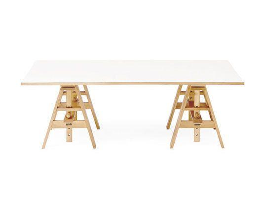 Cavalletti per tavoli | Home office | Leonardo | 2650 | Zanotta ...