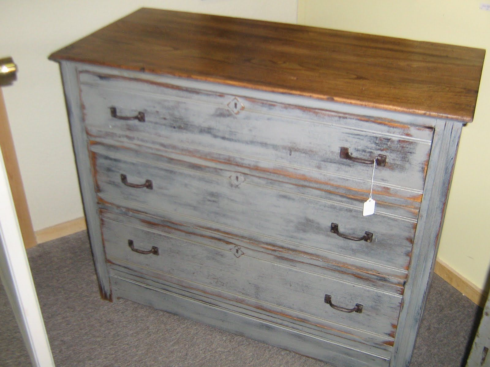 Distressed Gray Dresser Bestdressers 2019