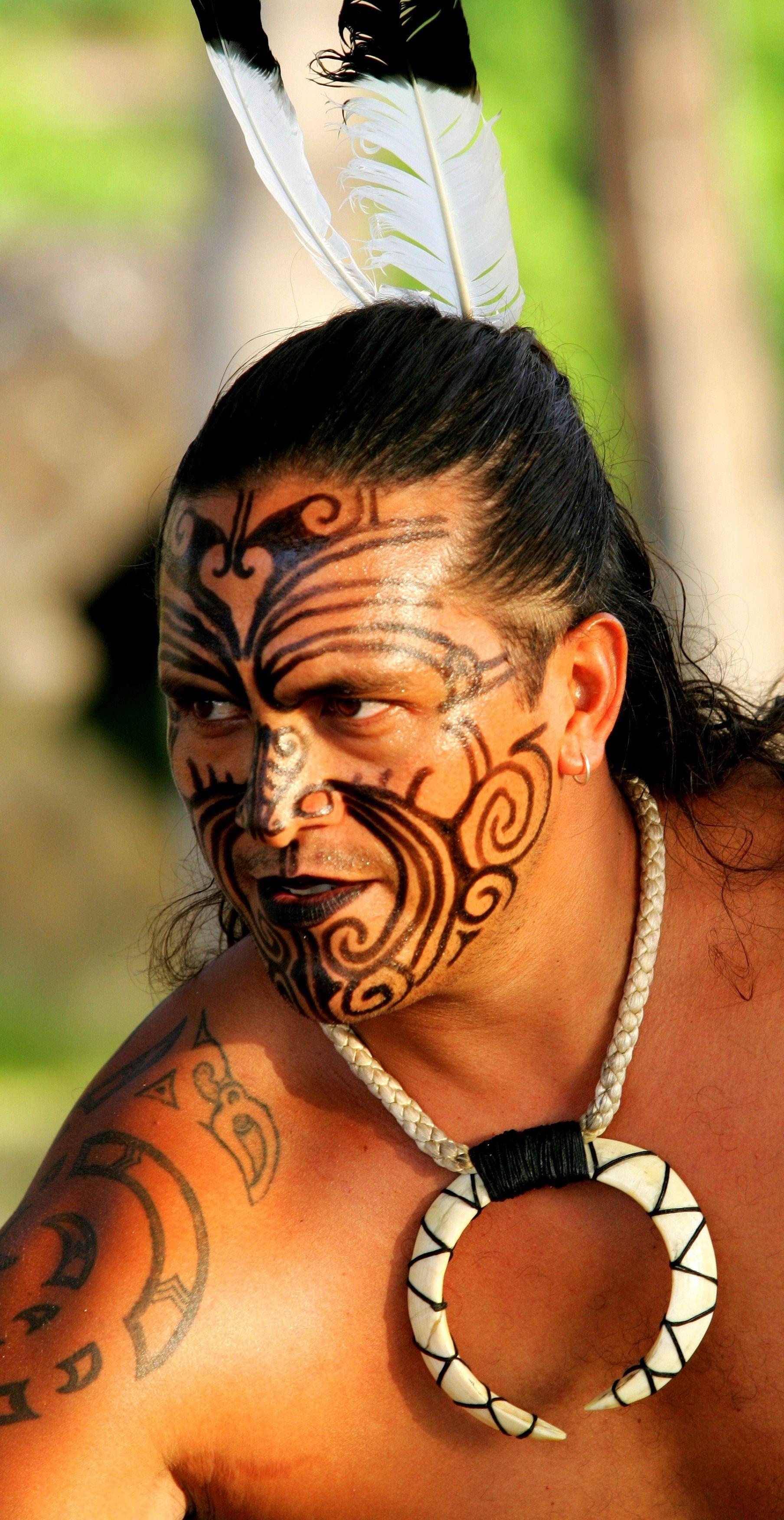 Maori Tribal Tattoos Powerful: Māori Warrior - Aotearoa …