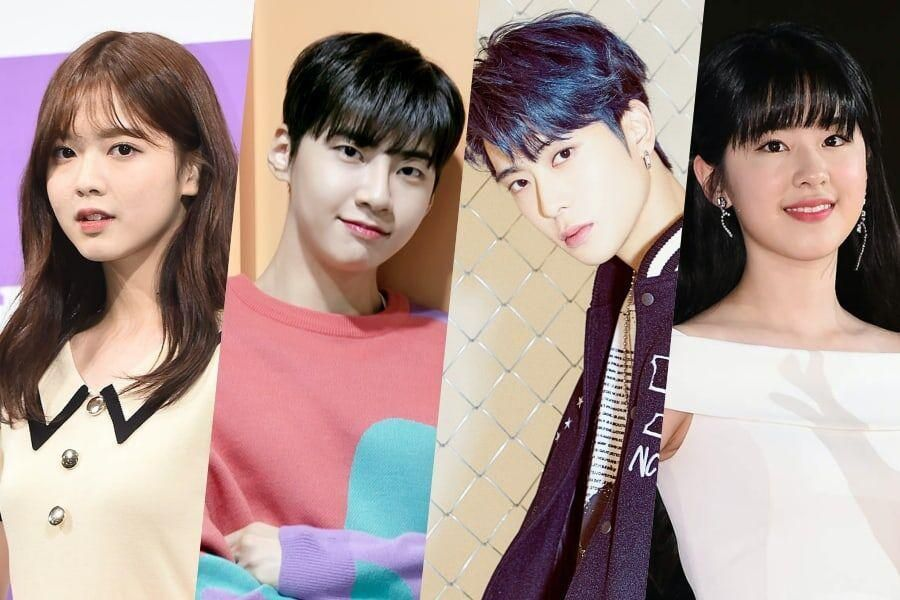 "Noh Jung Ui, Lee Jin Hyuk, And More Confirmed To Join NCT's Jaehyun And Park Hye Soo In ""Dear.M"""