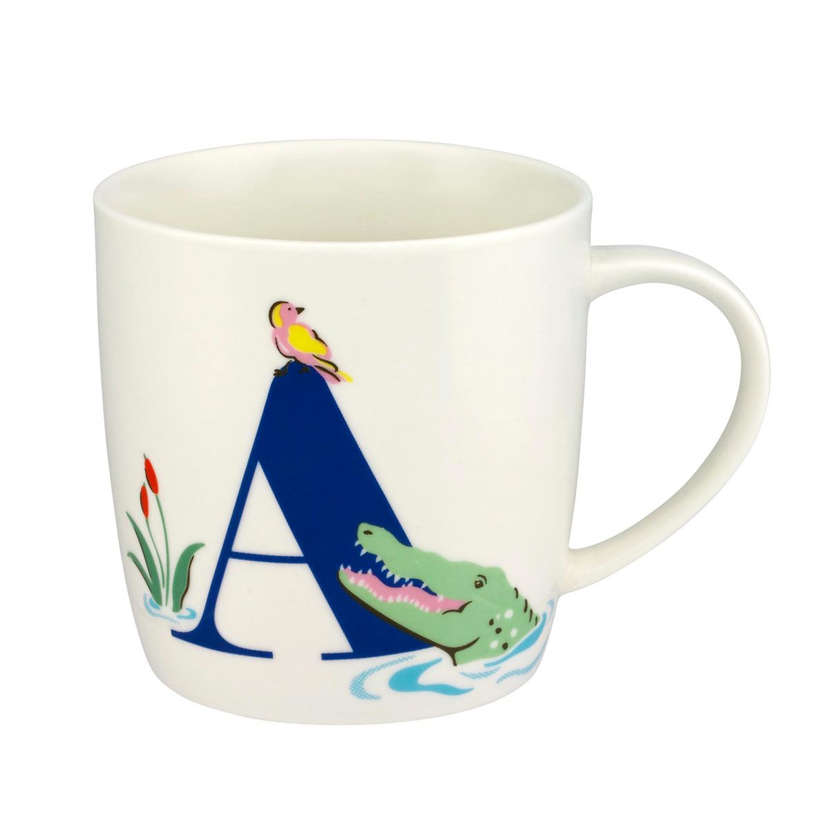 Alphabet mug a mugs cathkidston alphabet mugs mugs