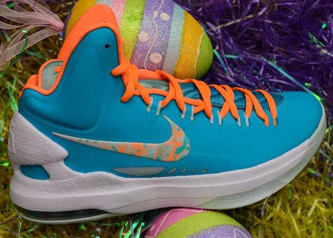 KD 5 Easter #nextpair | Nike shoes usa, Nike kd shoes, Nike