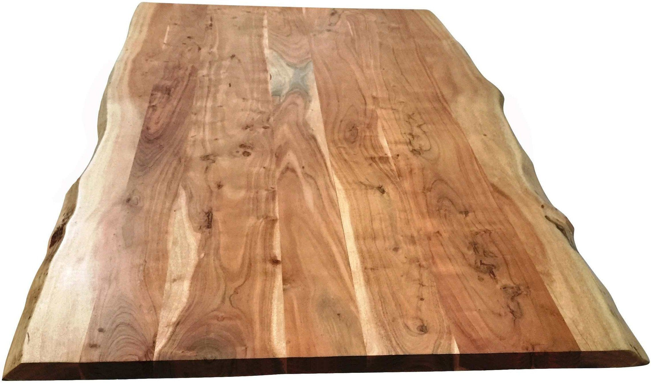 plateau de table 200x100 cm en acacia
