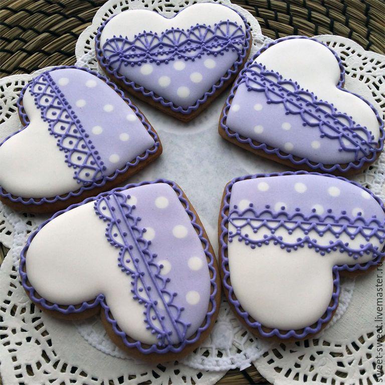 того украшение печенья глазурью рецепт с фото что