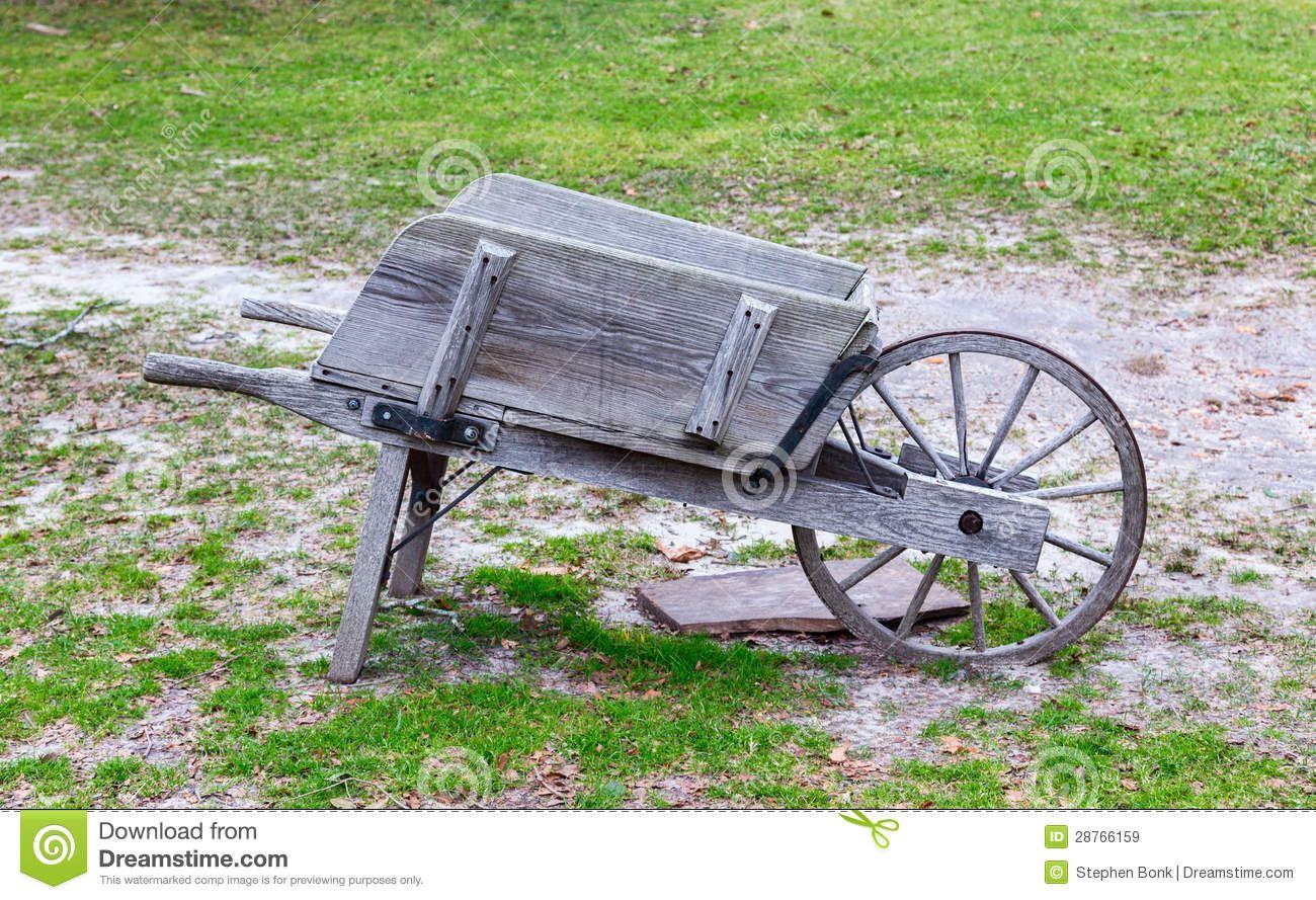 Download Antique Wheelbarrow Plans Wheelbarrow Antiques Garden Tools