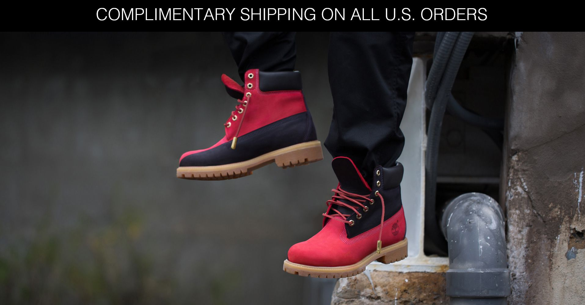 12c96aae63cd3 Invisible Split Riz Red Sycamore Style Custom Dyed Timberland Boots ...
