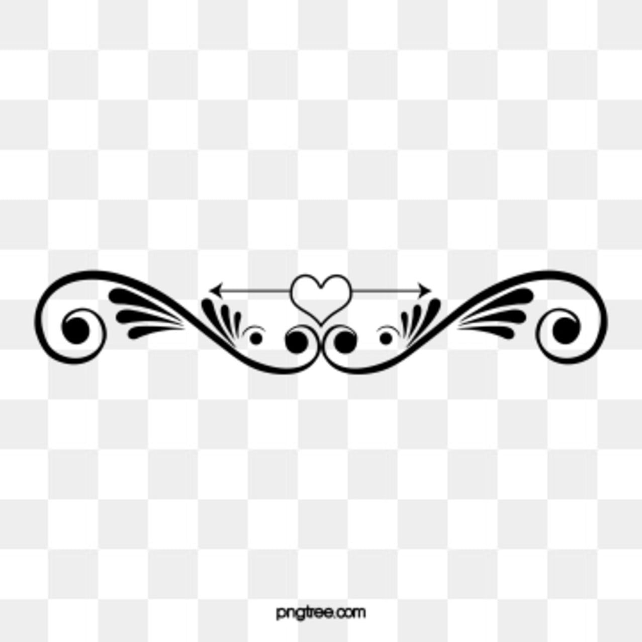 European Dividing Line Simple Lines Line Design Png Transparent Clipart Image And Psd File For Free Download Decorative Lines Clip Art Emoji Drawings