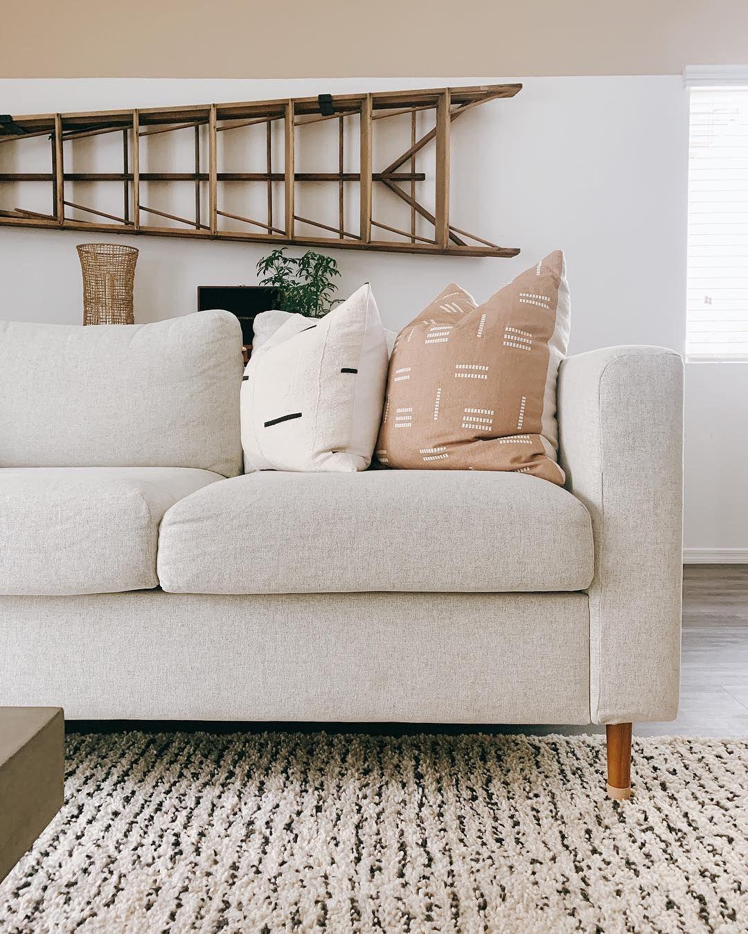 Ikea Vimle Sofa With Prettypegs Carl 170 Teak With Leather Socks