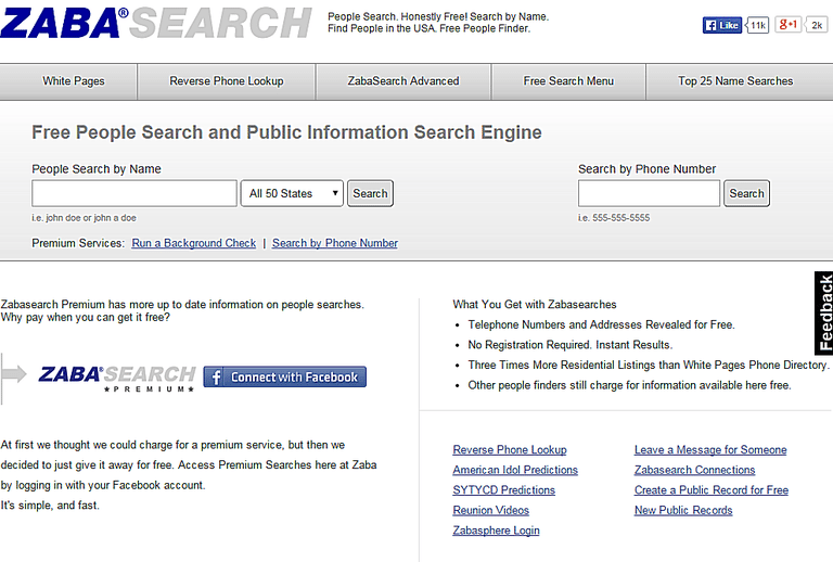 The Top Free Sites for Finding Public Records on the Web | Geneology