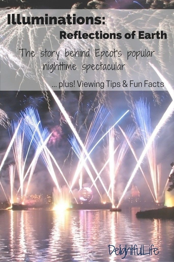 Illuminations: Reflections of Earth is Epcot's long running, popular nighttime show. Find out why, as well as viewing tips and fun facts!