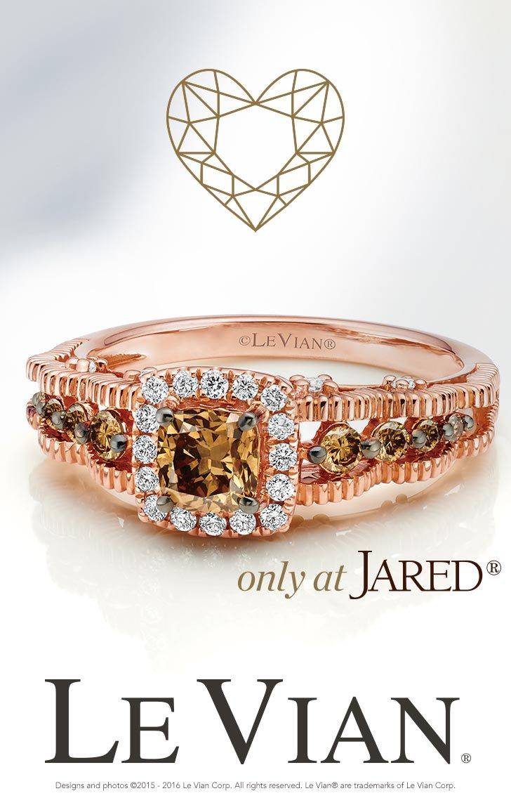 This Valentines Day indulge in the decadence of Le Vian Chocolate
