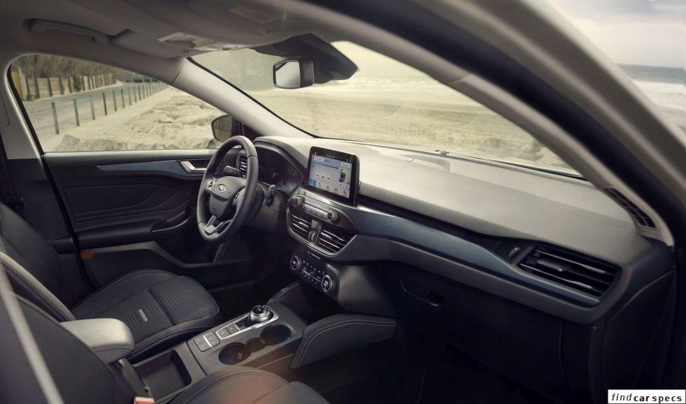 Ford Focus Focus Iv Active Wagon 1 5 Ecoblue 120 Hp