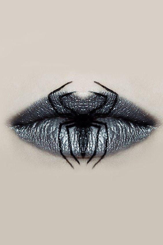 Photo of 15 Creepy-Crawly Halloween Makeup Ideas That Are Easy – Posherry