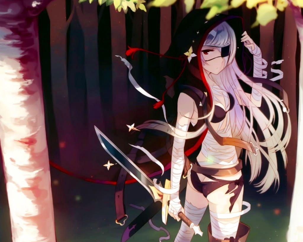 Hot ninja girl #14