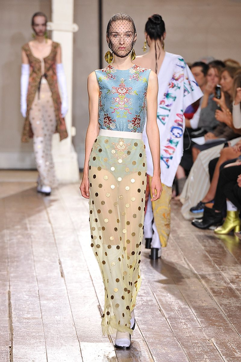 The Best Looks From the Fall 2015 Couture Runways - Page 115