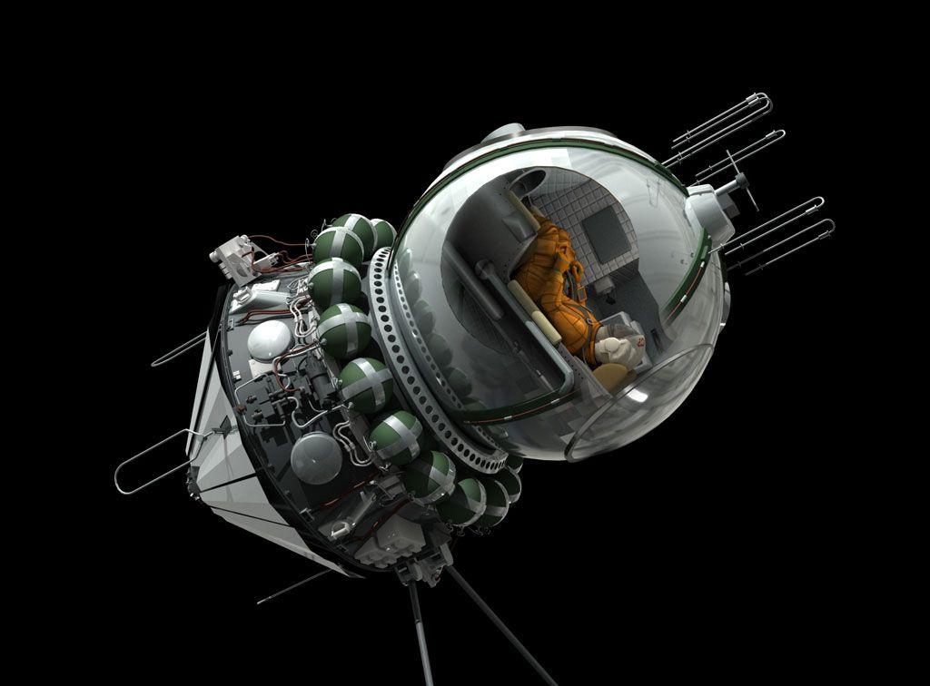 Image result for vostok pod