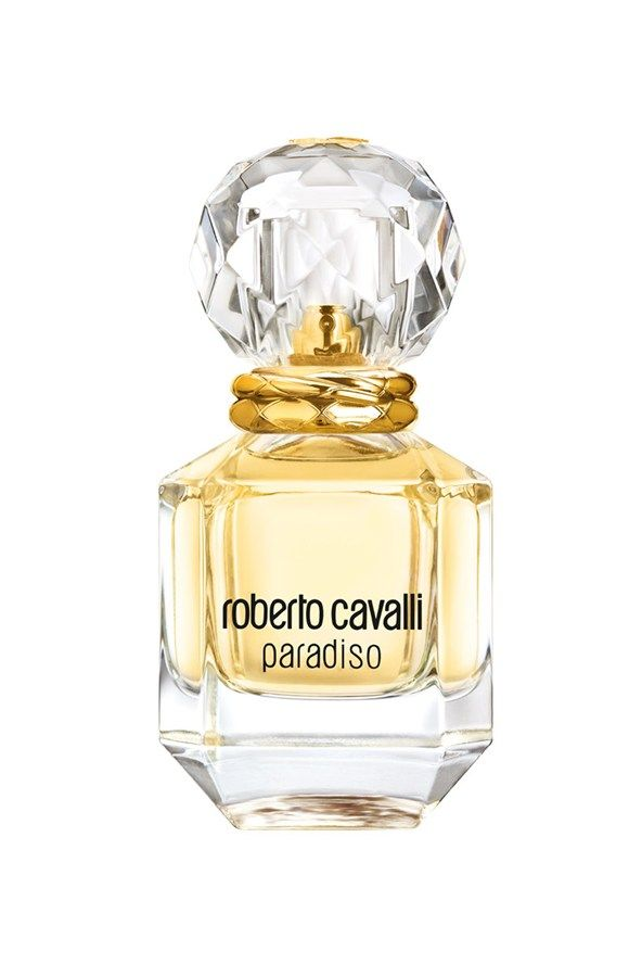 Inspired by Italy's Mediterranean coast in summer, Roberto Cavalli's new Paradiso fragrance draws upon the landscape of the region through notes of bergamot, orange, jasmine, cypress, rose-bay and stone pine. A woody floral, the fragrance is sensual, summery and very Cavalli indeed.