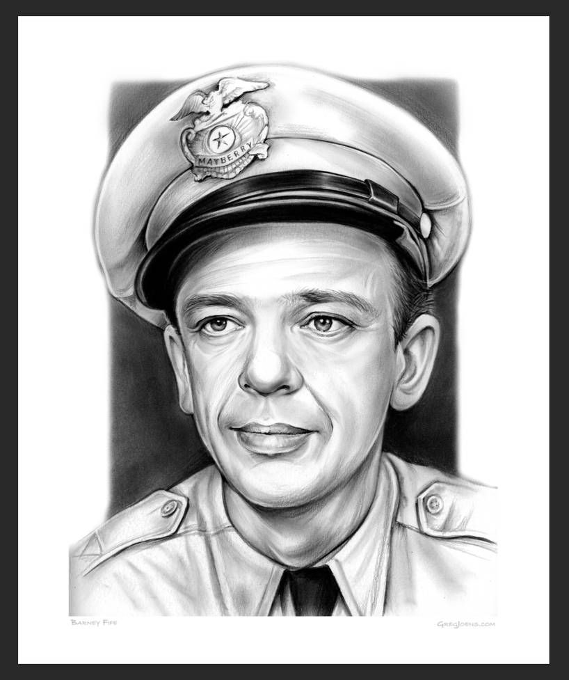 Don Knotts By Greg Joens 169 2016 Pencil Drawings Cool Pencil Drawings Drawings