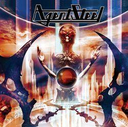 Agent Steel band | AGENT STEEL - Alienigma