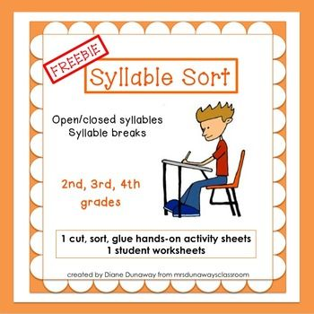 Pin On Vocabulary Vcv syllable division worksheets