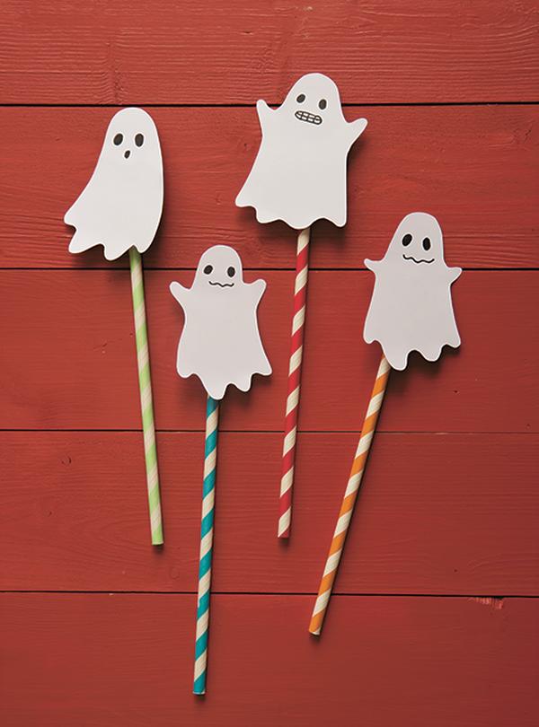 Hundert Prozent Kreativ Puste Gespenster Halloween Deko Basteln Basteln Halloween Halloween Basteln Mit Kindern