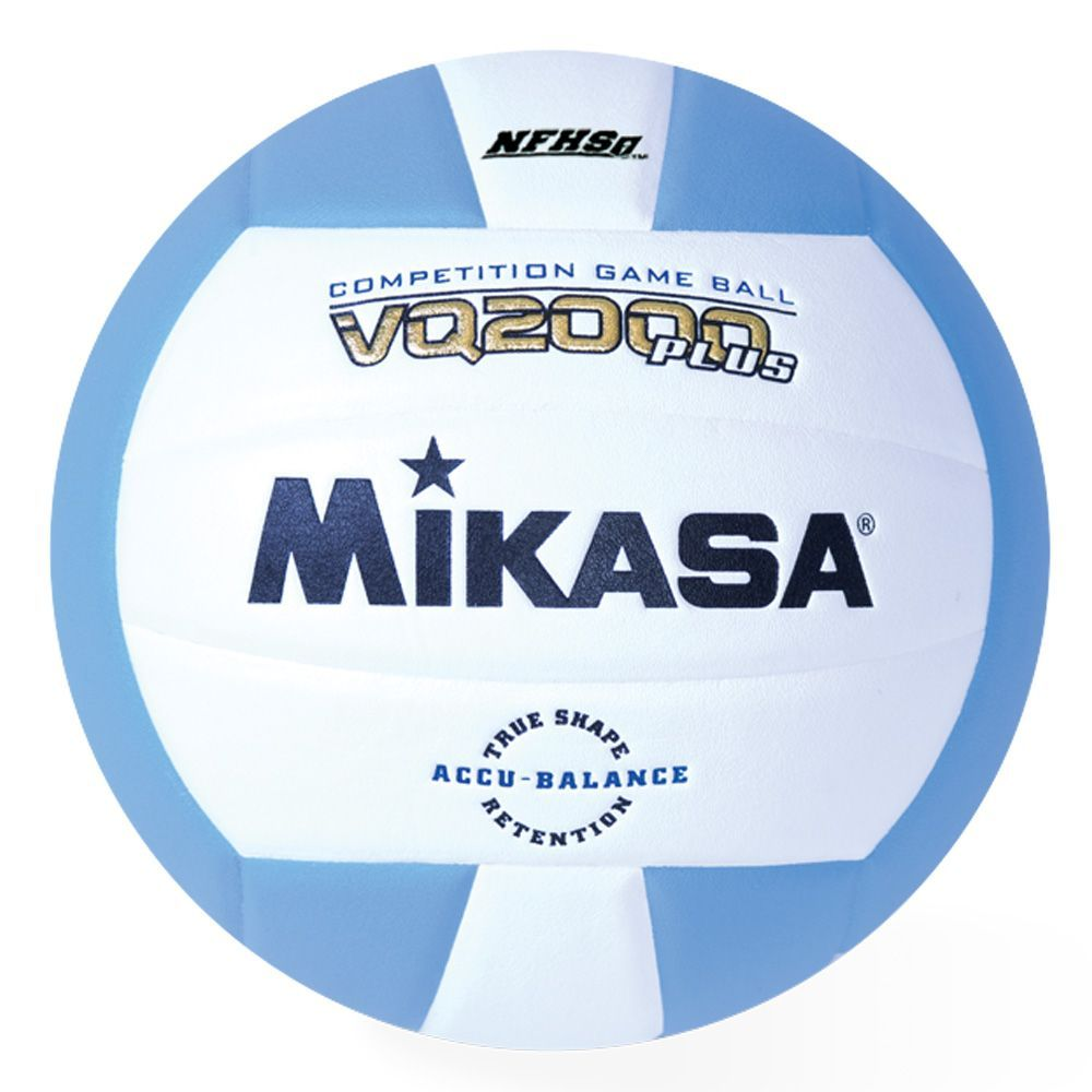 Mikasa Vq2000 Plus Nfhs Competition Indoor Volleyball White Competition Games Indoor Volleyball Mikasa