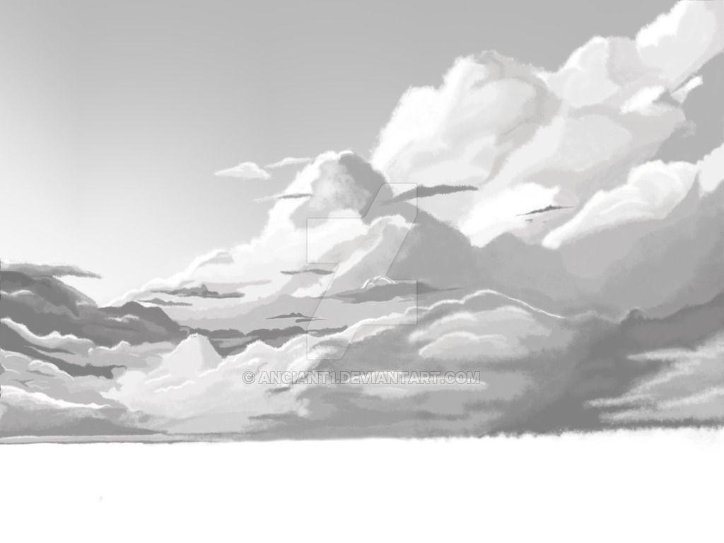 2nd Cloud by Anciant1.deviantart.com on @DeviantArt