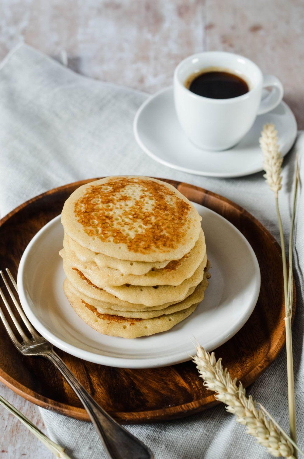 Pancakes maison (recette facile et inratable)   Recette   Recette facile, Recette pancakes ...