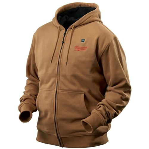 Milwaukee Electric Tools 2375 Xl Cold Weather Gear Crescent Electric Supply Company Hoodies Heated Jacket Heated Hoodie