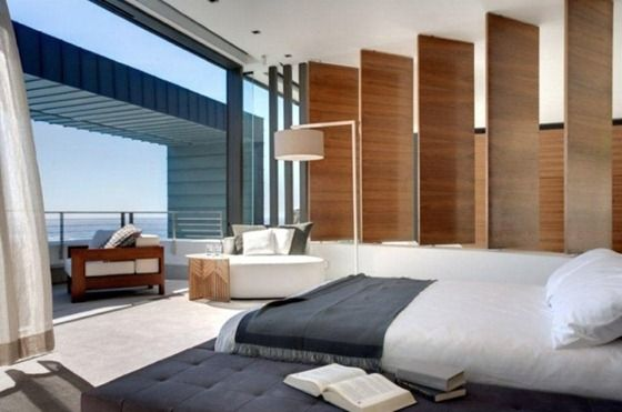 Magnificent residential home, in South Africa, by SAOTA. Nice wood panels!