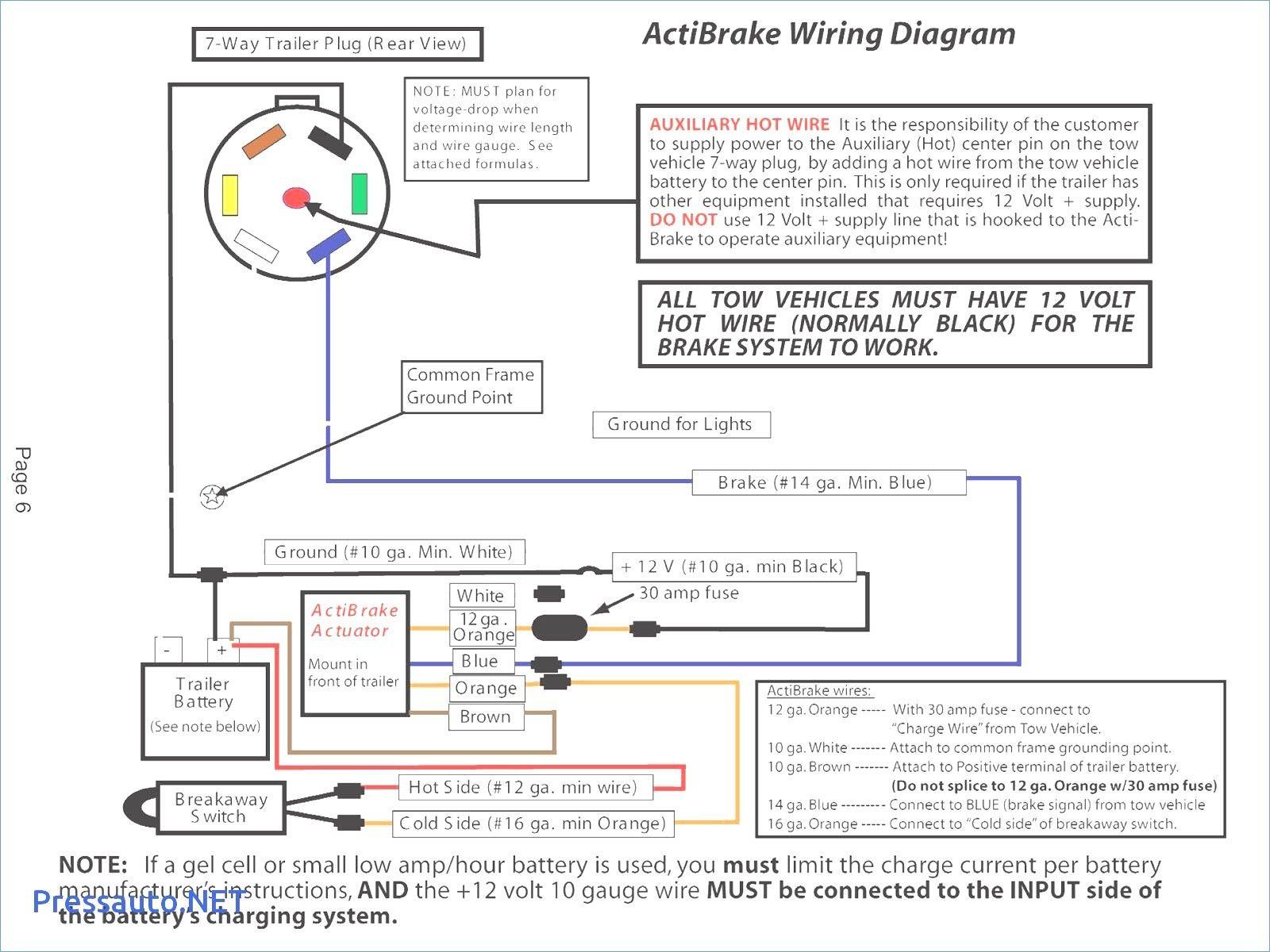 Breakaway Switch Diagram Di 2020