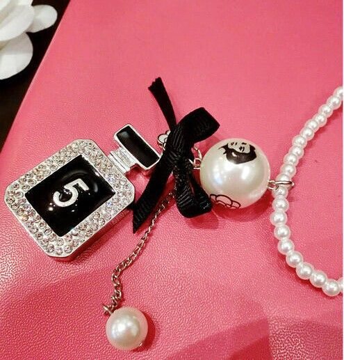 2014 New Fashion Jewelry Perfume Bottle Simulated Pearl Necklace Long Pendant Necklace For Women-in Pendant Necklaces from Jewelry & Accessories on Aliexpress.com | Alibaba Group