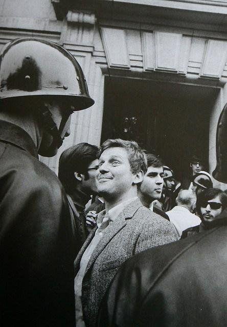 1968 Daniel Cohn Bendit