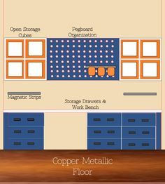 Ikea Garage Storage Hacks