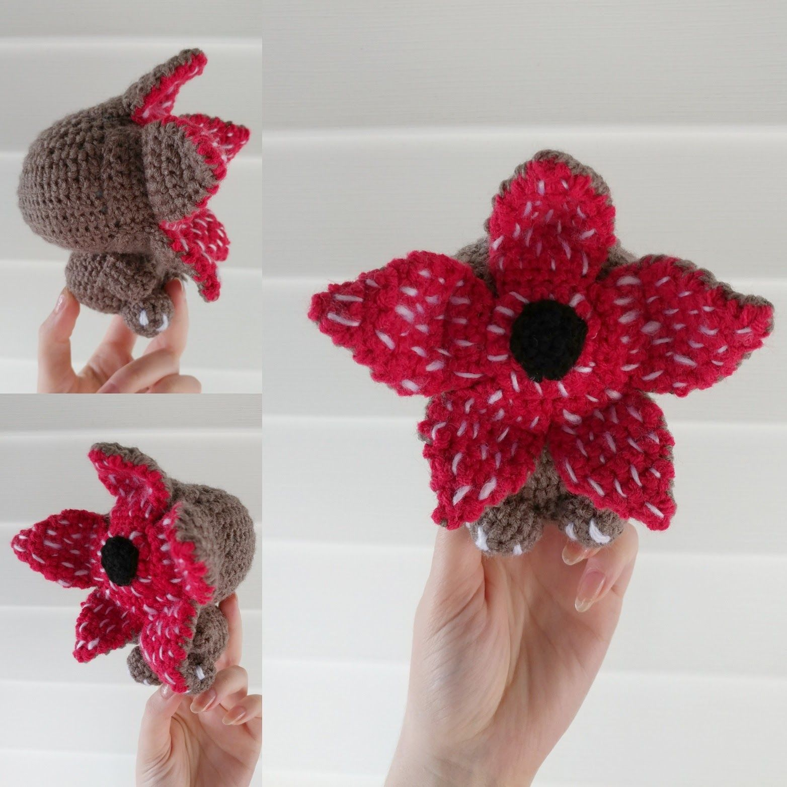 Demogorgon - Stranger Things Plush | flores | Pinterest