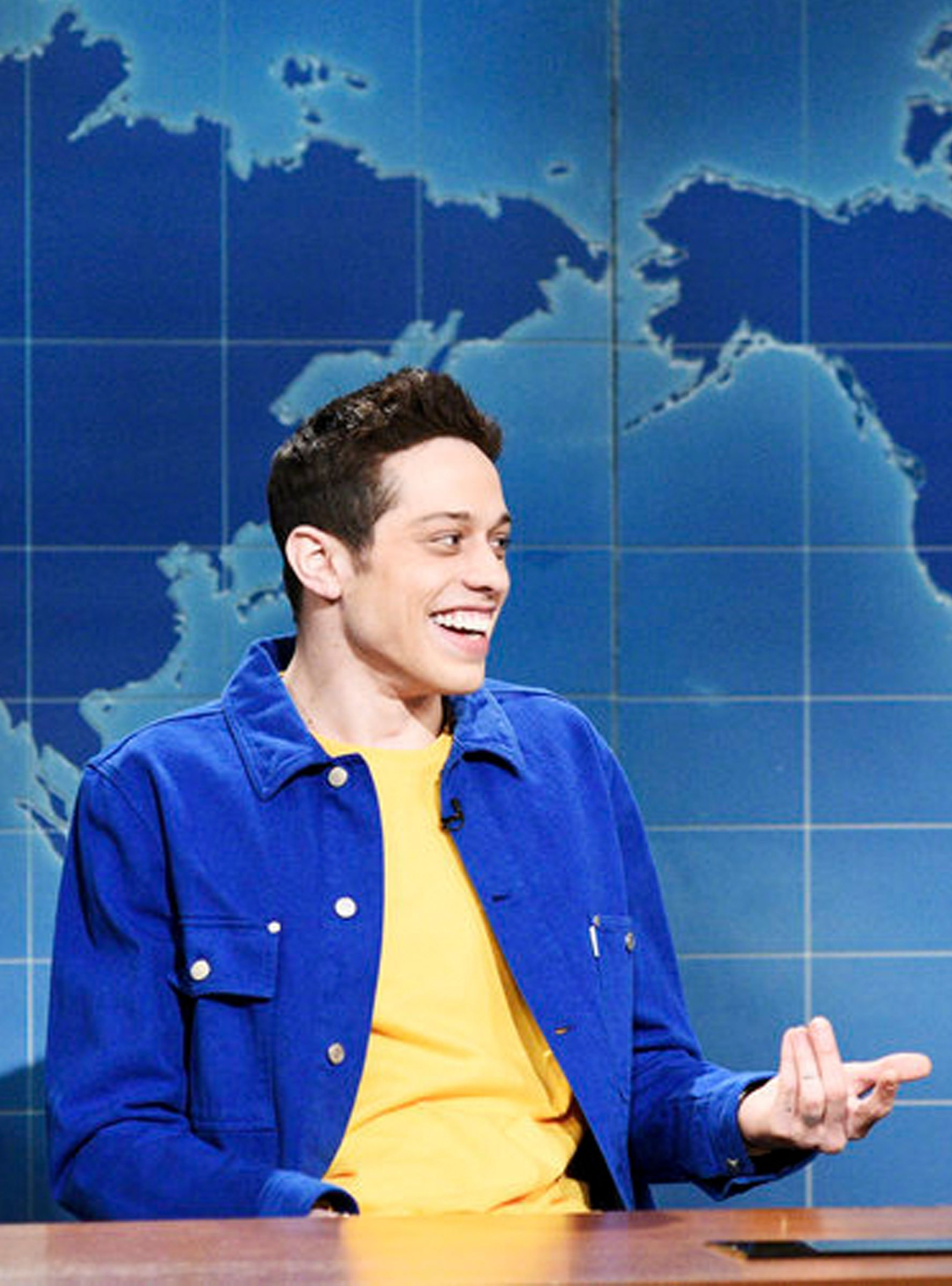 Pete Davidson Gets One Thing Right One Thing Very Wrong On Snl