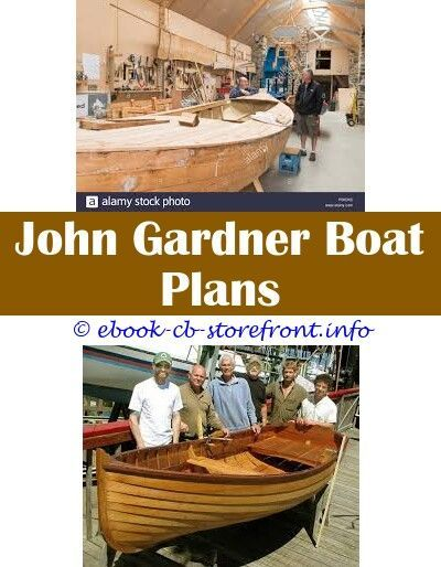 Aluminum Boat Building Plans  Wooden Boat Building Apprenticeship
