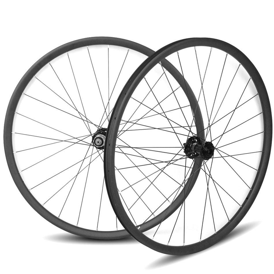 27 5er Mtb Carbon Wheels T800 Carbon Mountain Bike Wheelset With