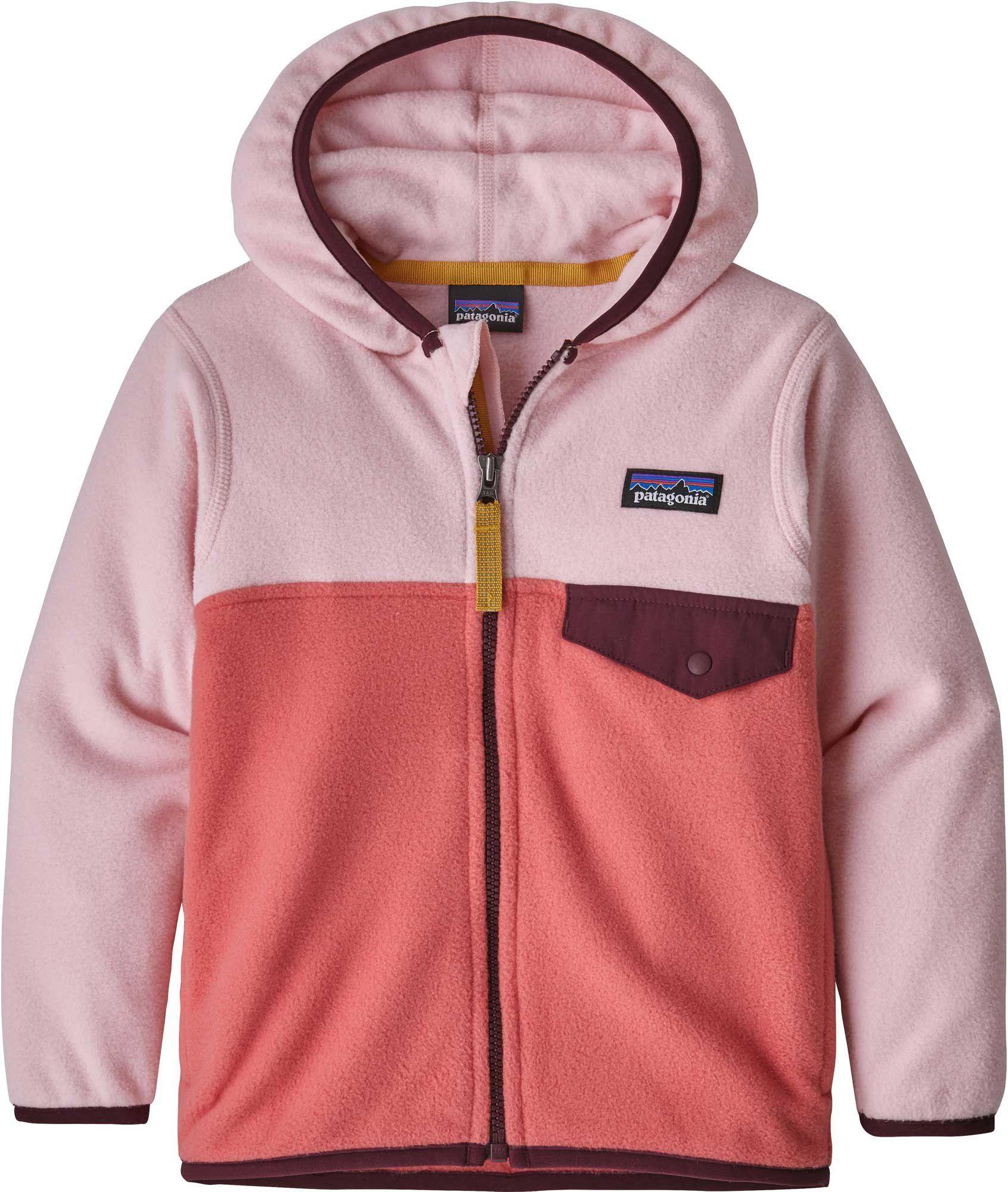 Patagonia Toddler Micro D SnapT Fleece Jacket, Size 2T